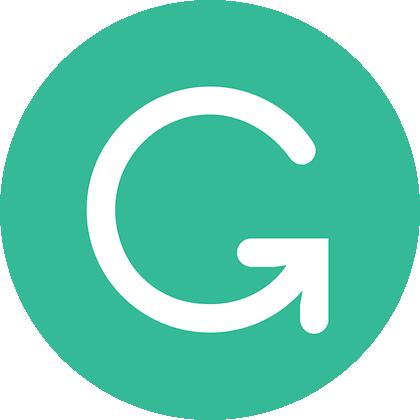 Logo of Grammarly
